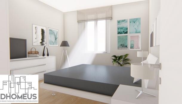 Render Via Podesti 2_appartamento